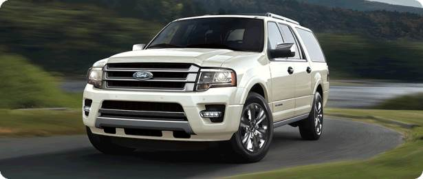 Full-Size SUV - Ford Expedition EL