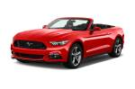 Convertible Rental - Ford Mustang